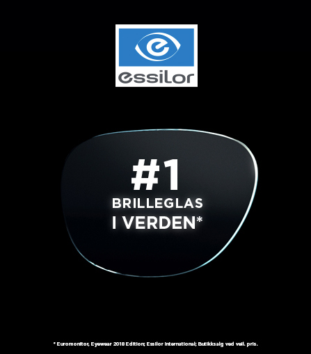 Essilor – Alle glass er ikke like