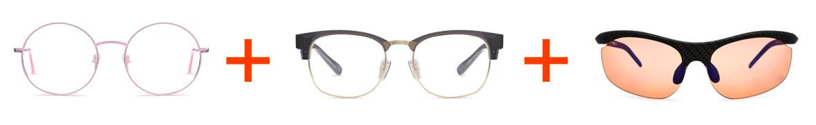 glasögon för barn med olika behov