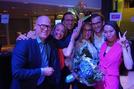 Synsam vinner Sveriges bästa butikskoncept