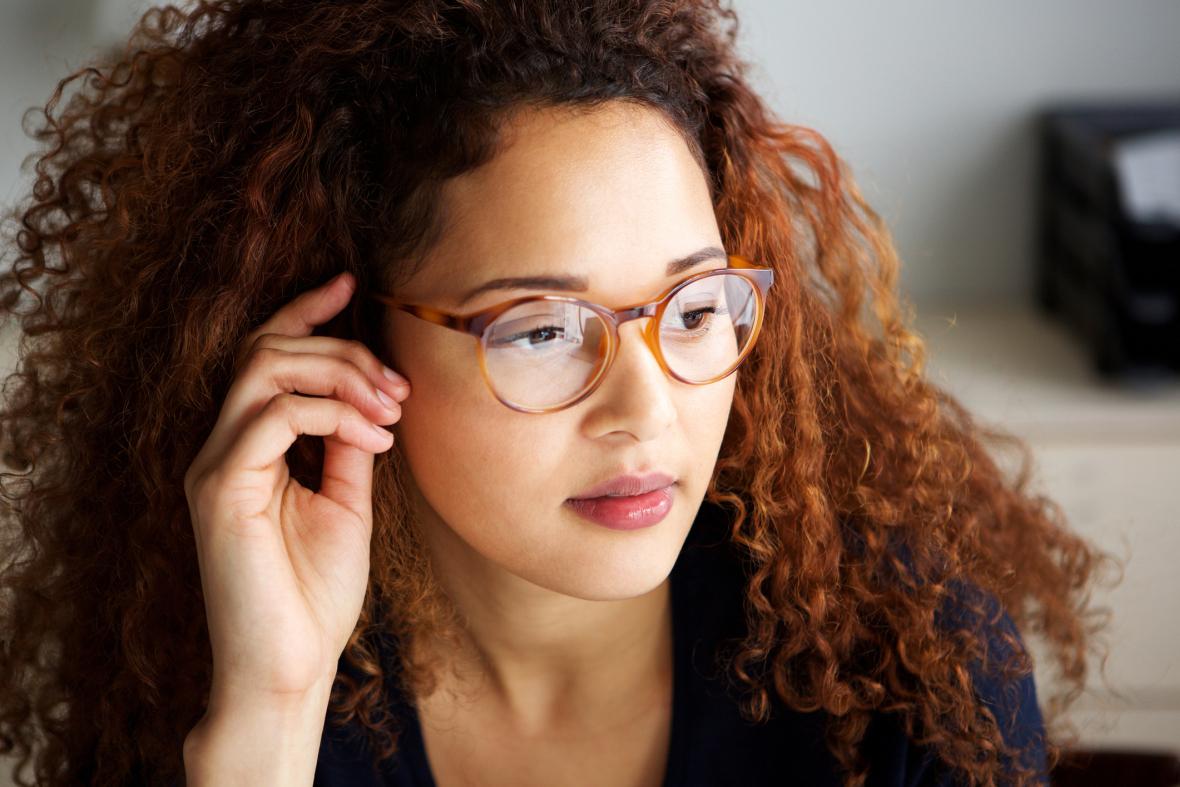 terminalglasögon på jobbet