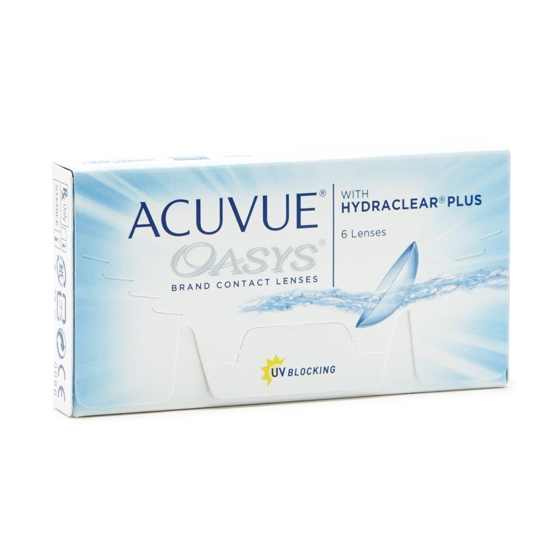 Acuvue Oasys 6 stk/pk