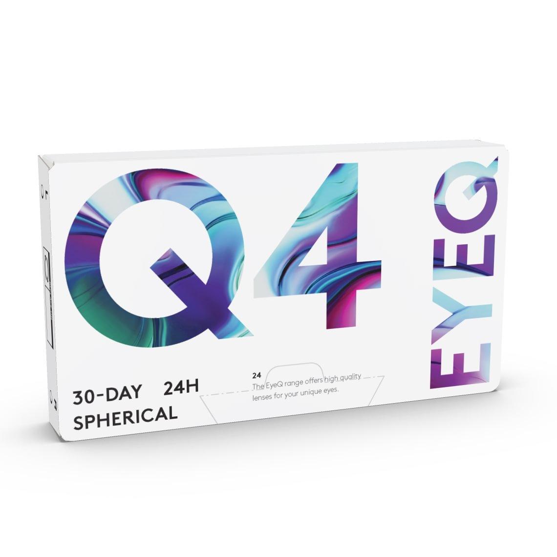 EyeQ 24 Q4 6 stk/pakke