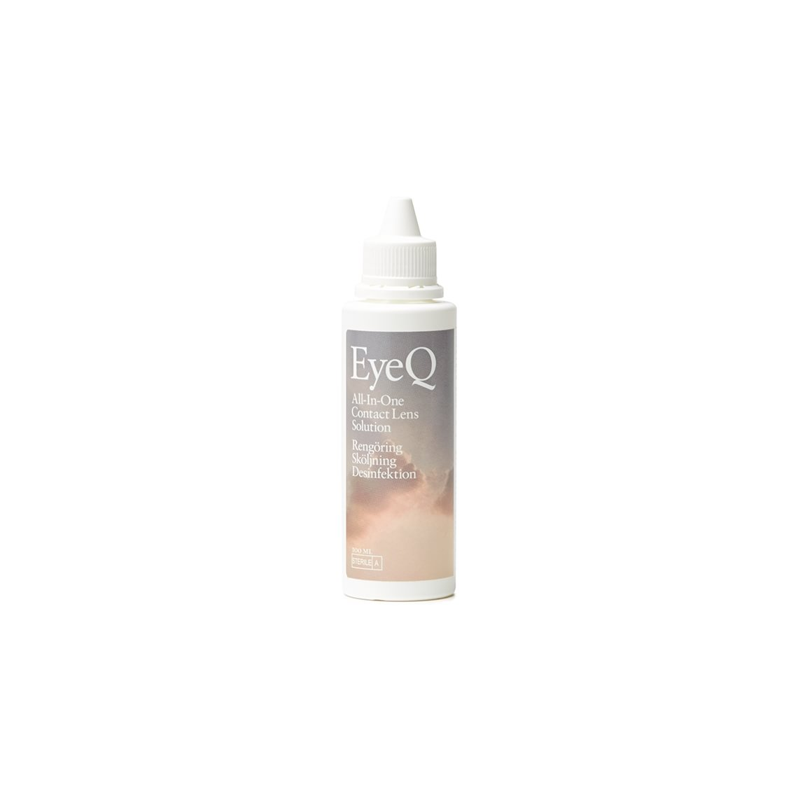 EyeQ All-In-One Solution 100 ml