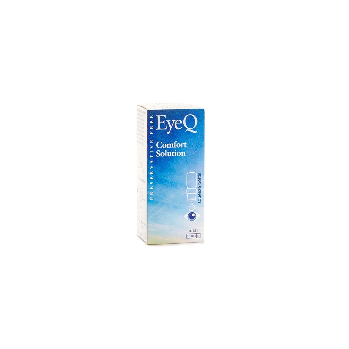 EyeQ Comfort Solution Squeeze bottle 10 ml