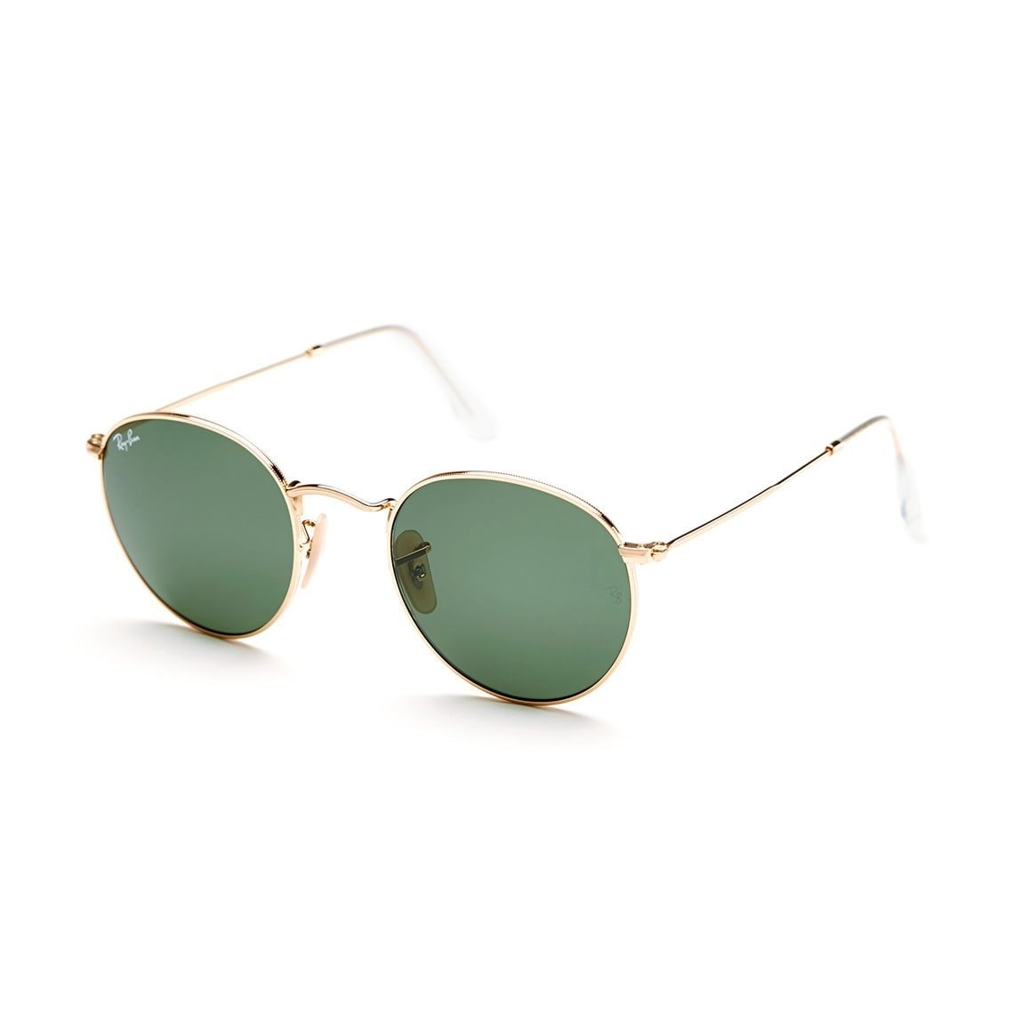 940f3b2b7d4e Ray-Ban Round metal RB3447 001 53 - Profil Optik