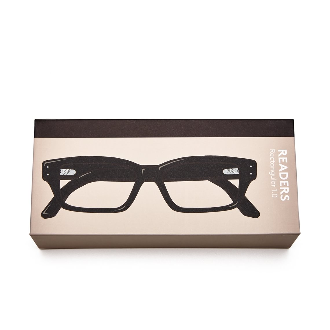 Readers Rectangular Black