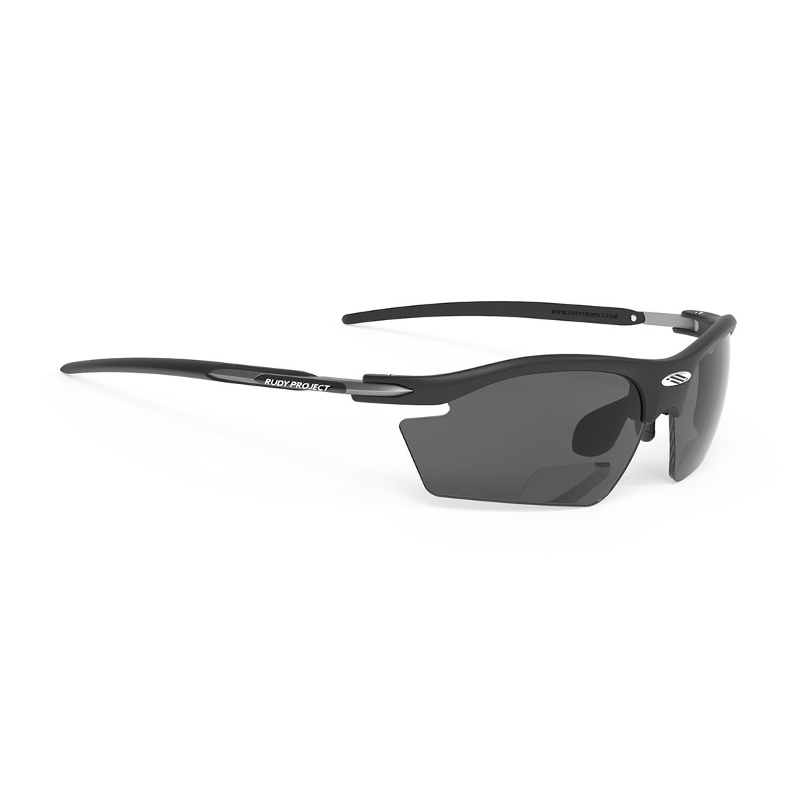 Rudy Project Rydon Readers Matte Black SMOKE SP53B10NA06