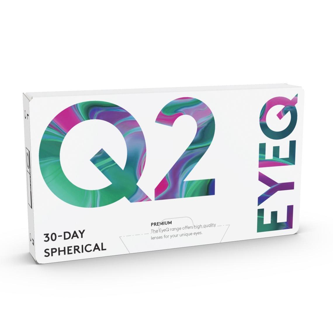 EyeQ Premium Q2 6 stk/pk