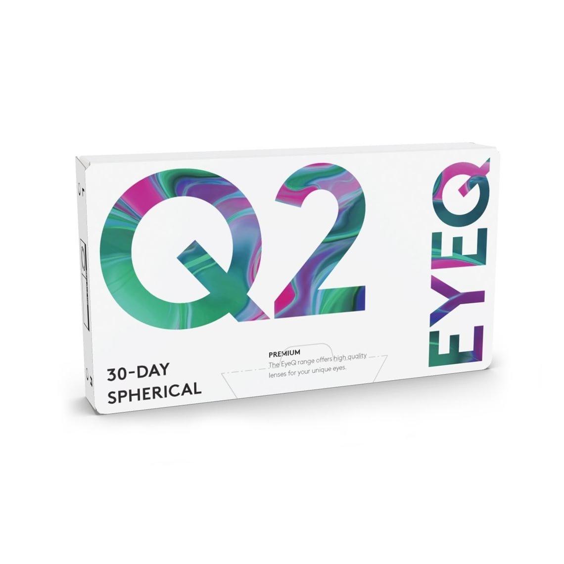EyeQ Premium Q2 6 st/box