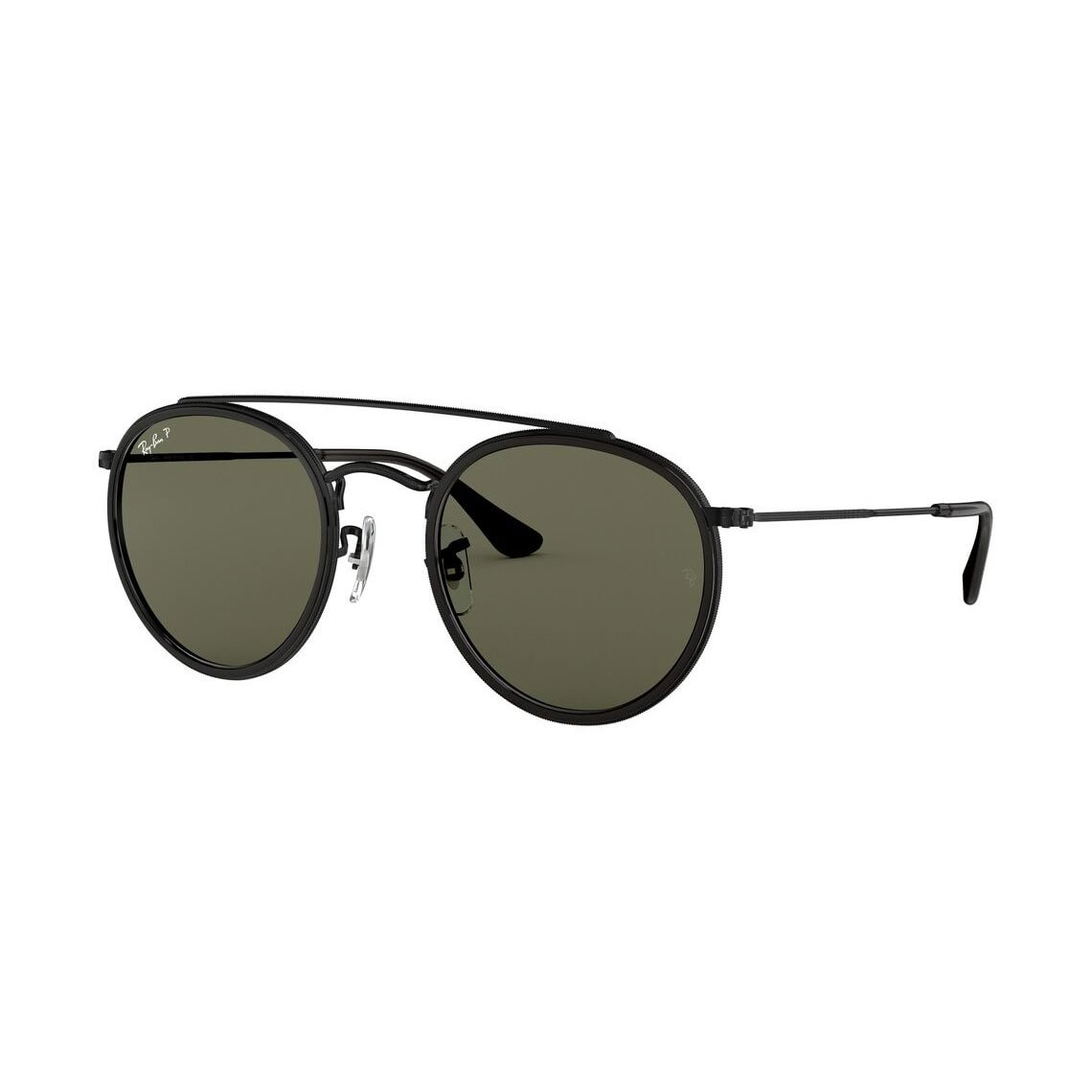 Ray-Ban Round Double Bridge RB3647N 002/58 51