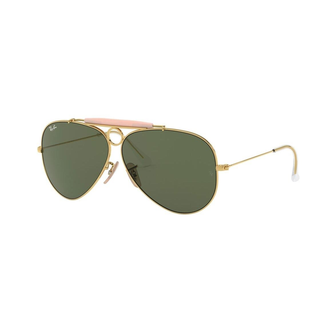 Ray-Ban Shooter RB3138 001 62