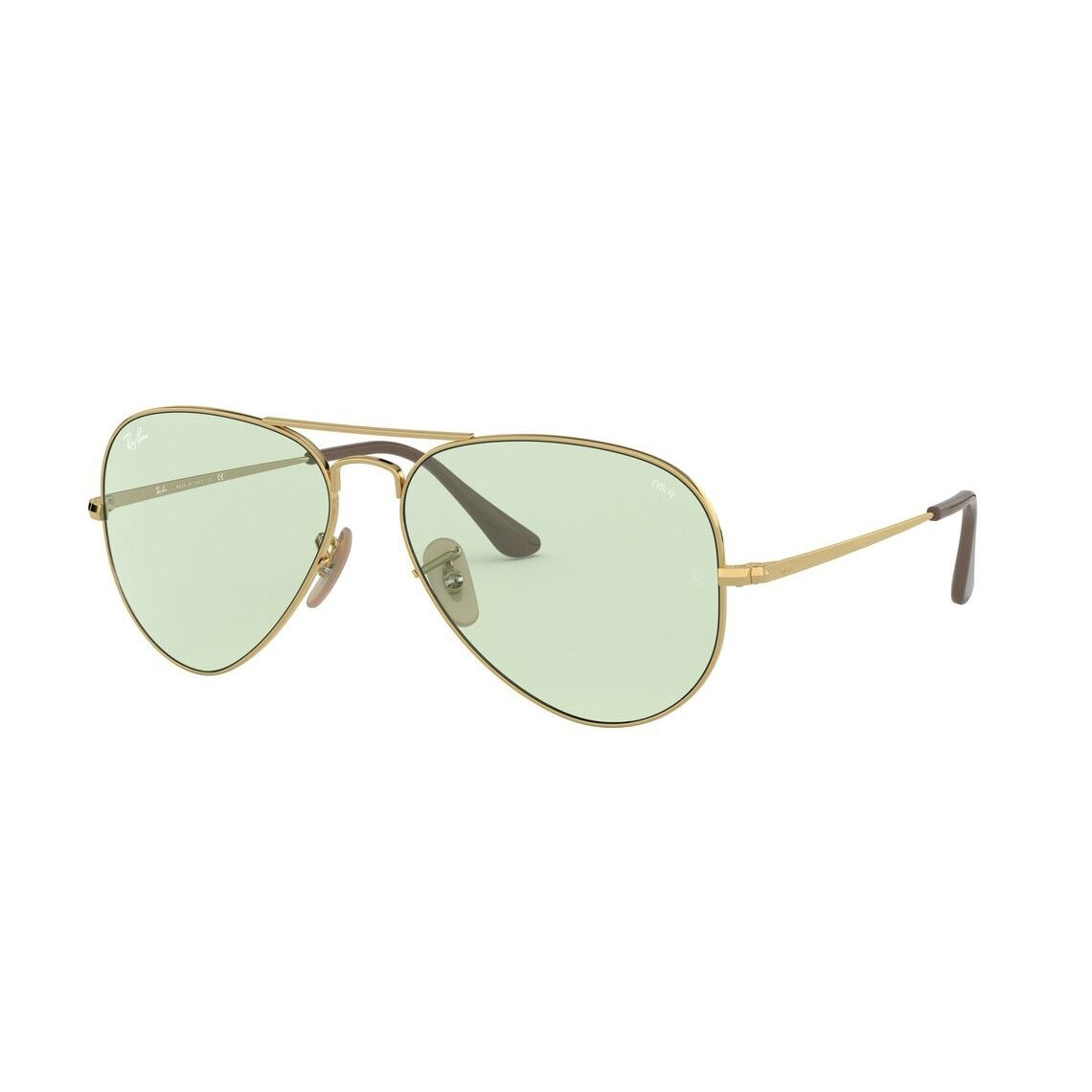 Ray-Ban Aviator Metal II RB3689 Solid Evolve 001/T1 5514