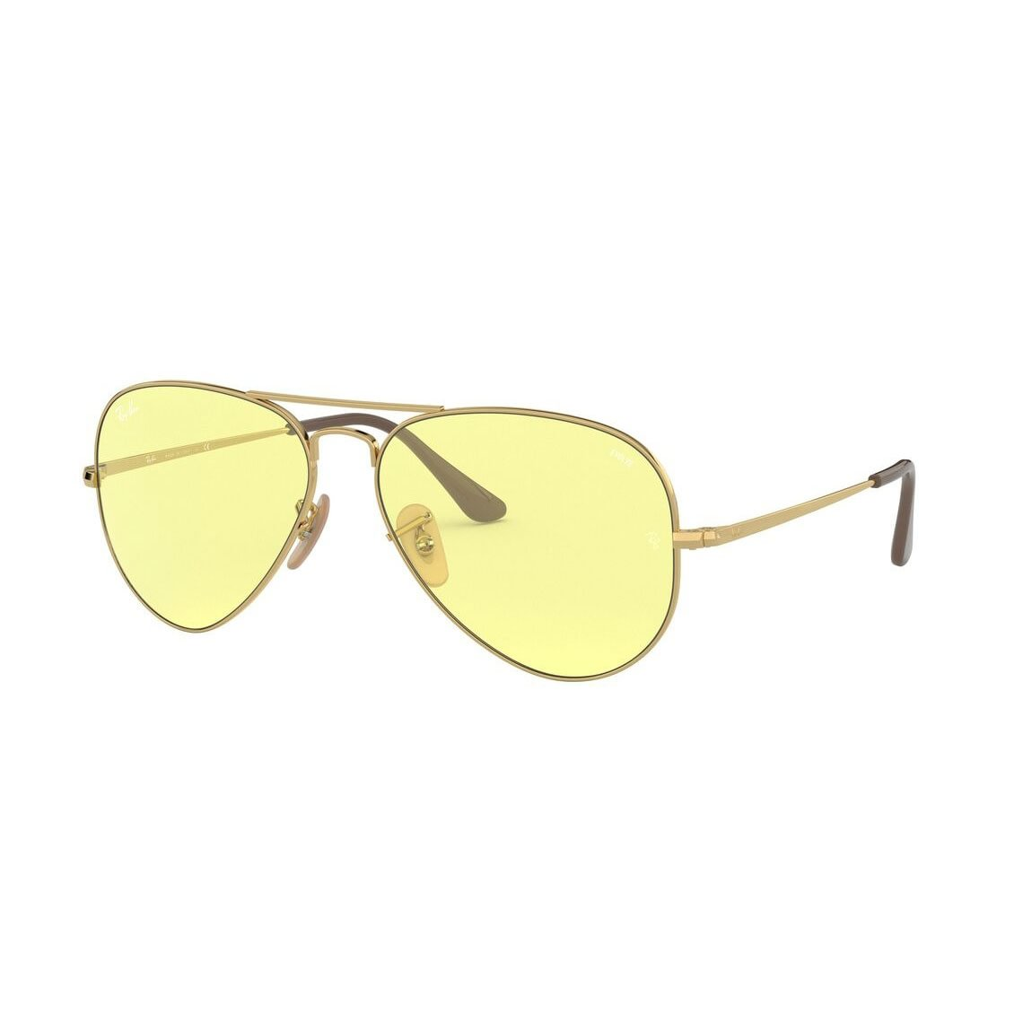 Ray-Ban Aviator Metal II RB3689 Solid Evolve 001/T4 5814
