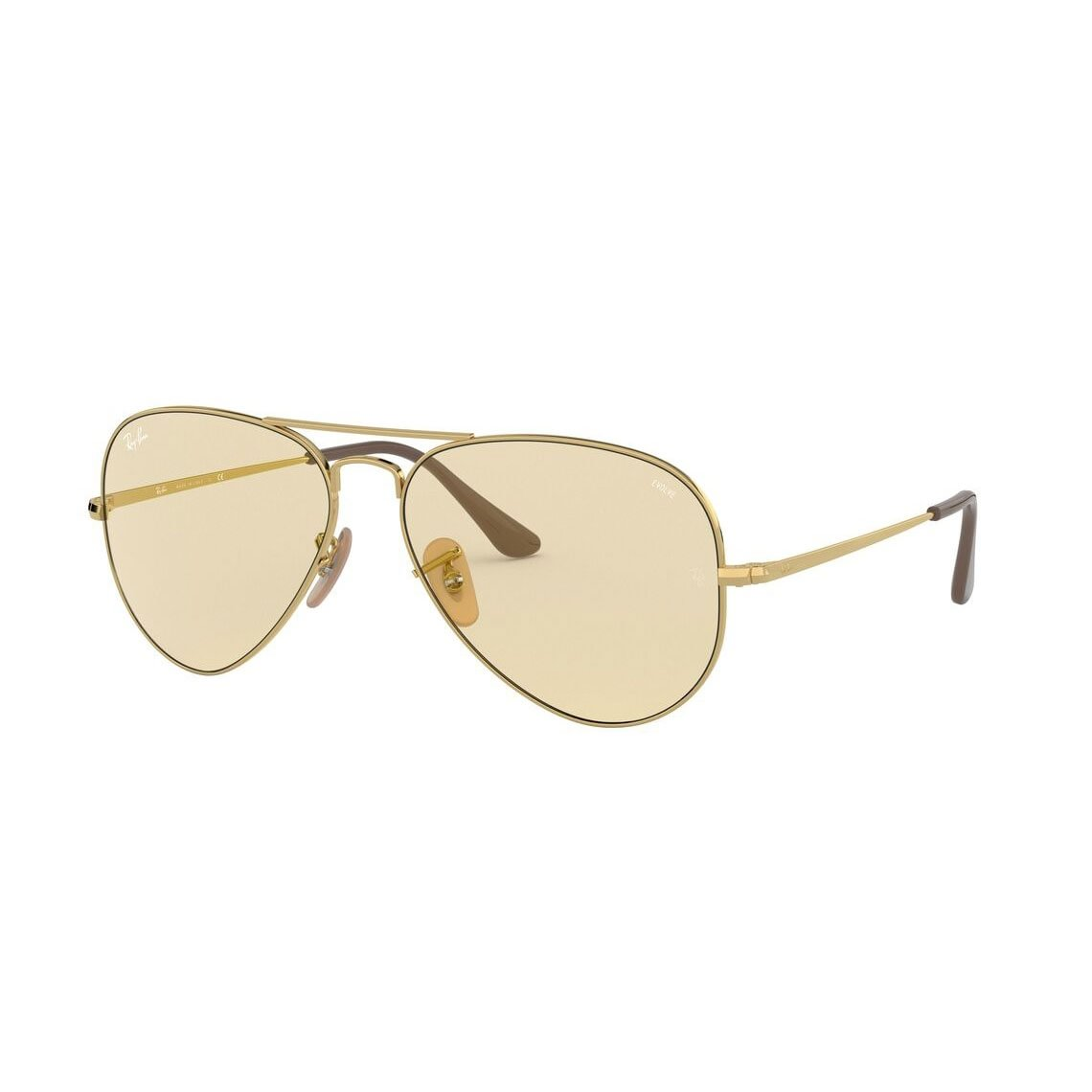 Ray-Ban Aviator Metal II RB3689 Solid Evolve 001/T2 5814