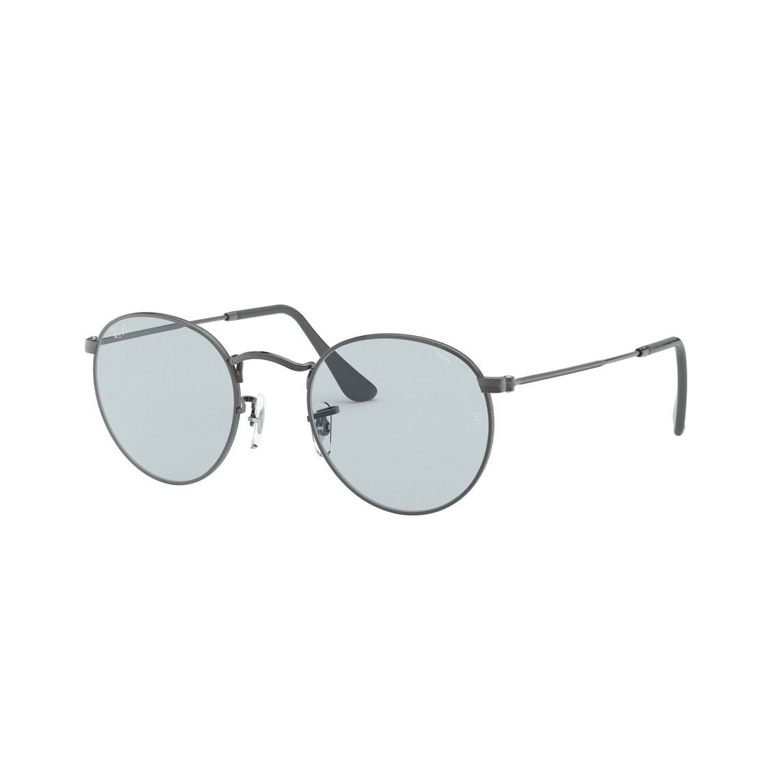 Ray-Ban Round metal RB3447 Solid Evolve 004/T3 5021