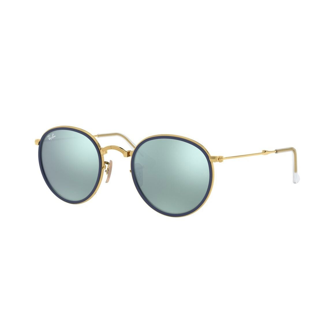 Ray-Ban Round folding RB3517 001/30 51