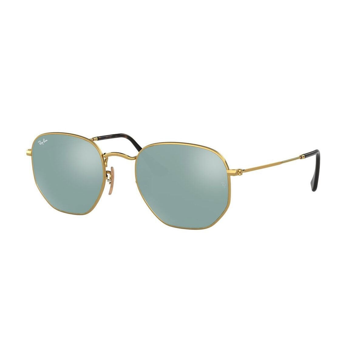 Ray-Ban Hexagonal flat lenses RB3548N 001/30 51