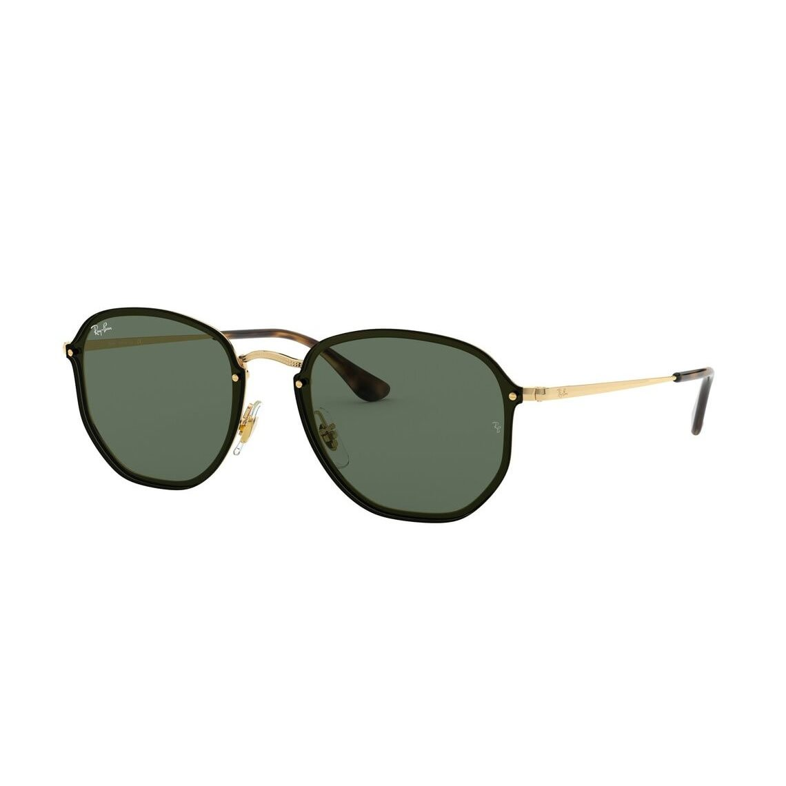 Ray-Ban Blaze hexagonal RB3579N 001/71 58