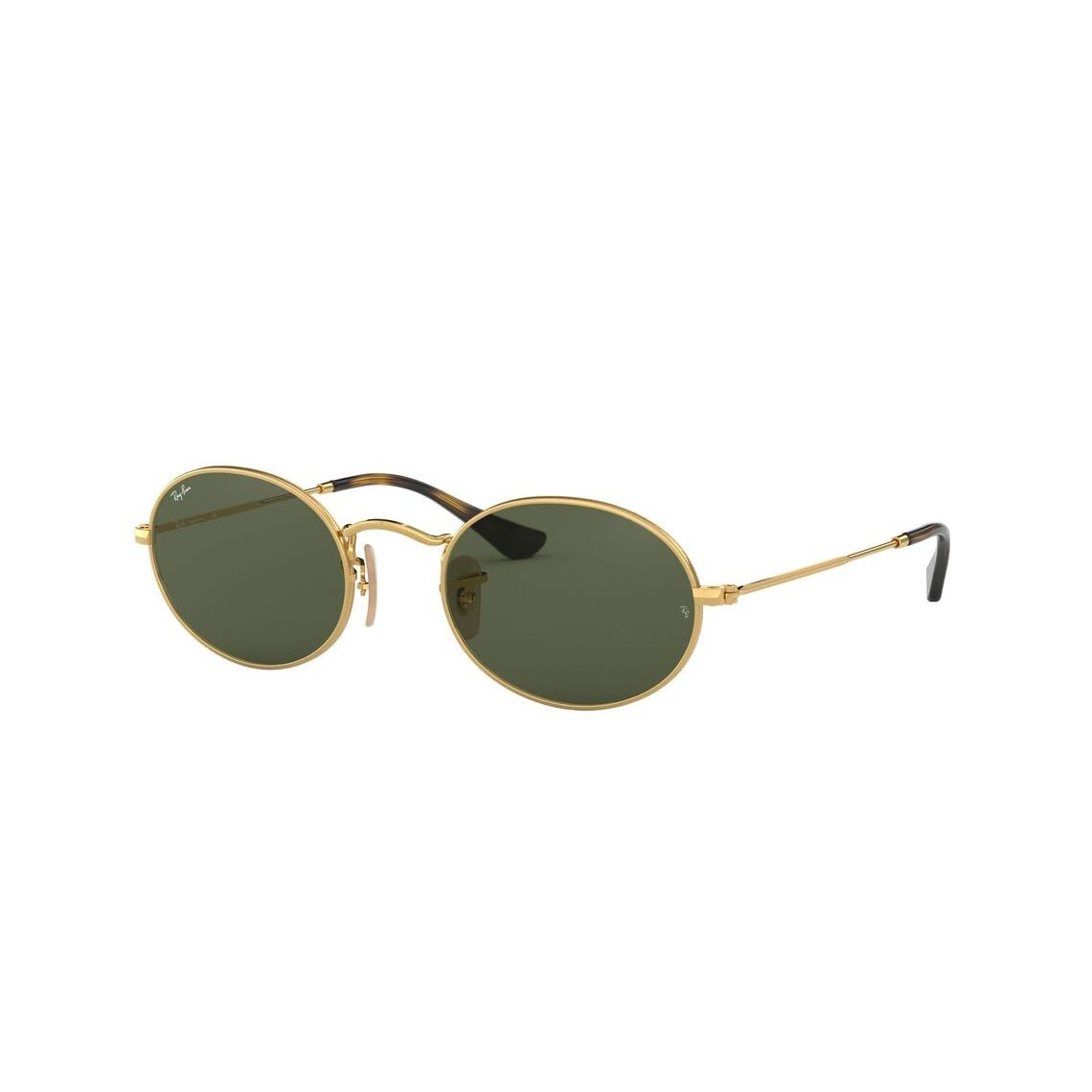 Ray-Ban Oval flat lenses RB3547N 001 54
