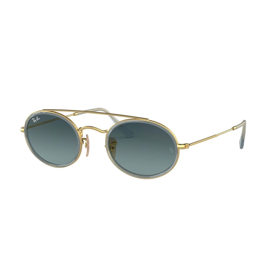 Ray-Ban Oval Double Bridge RB3847N 91233M 5223