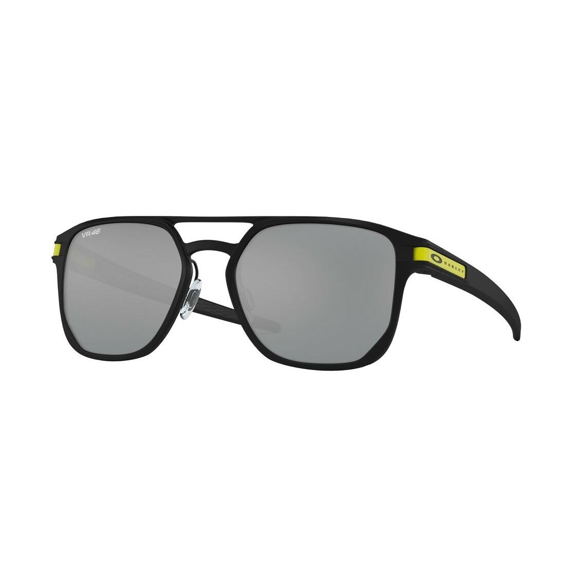 Oakley Latch Alpha Valentino Rossi Signature Series Prizm Black OO4128-0853
