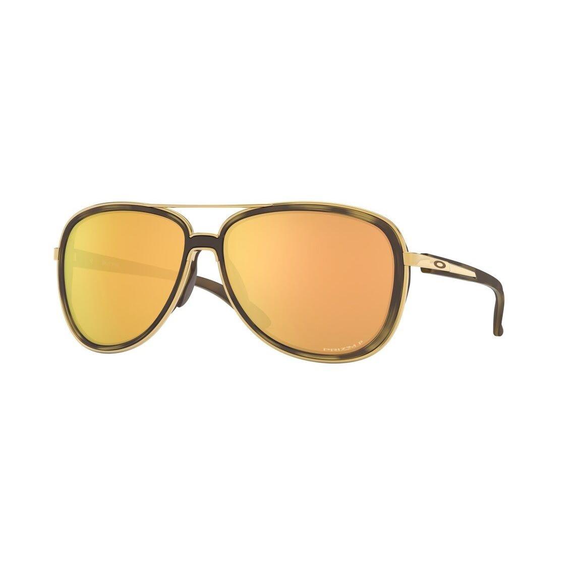 Oakley Split Time Prizm Rose Gold Polarized OO4129-1458