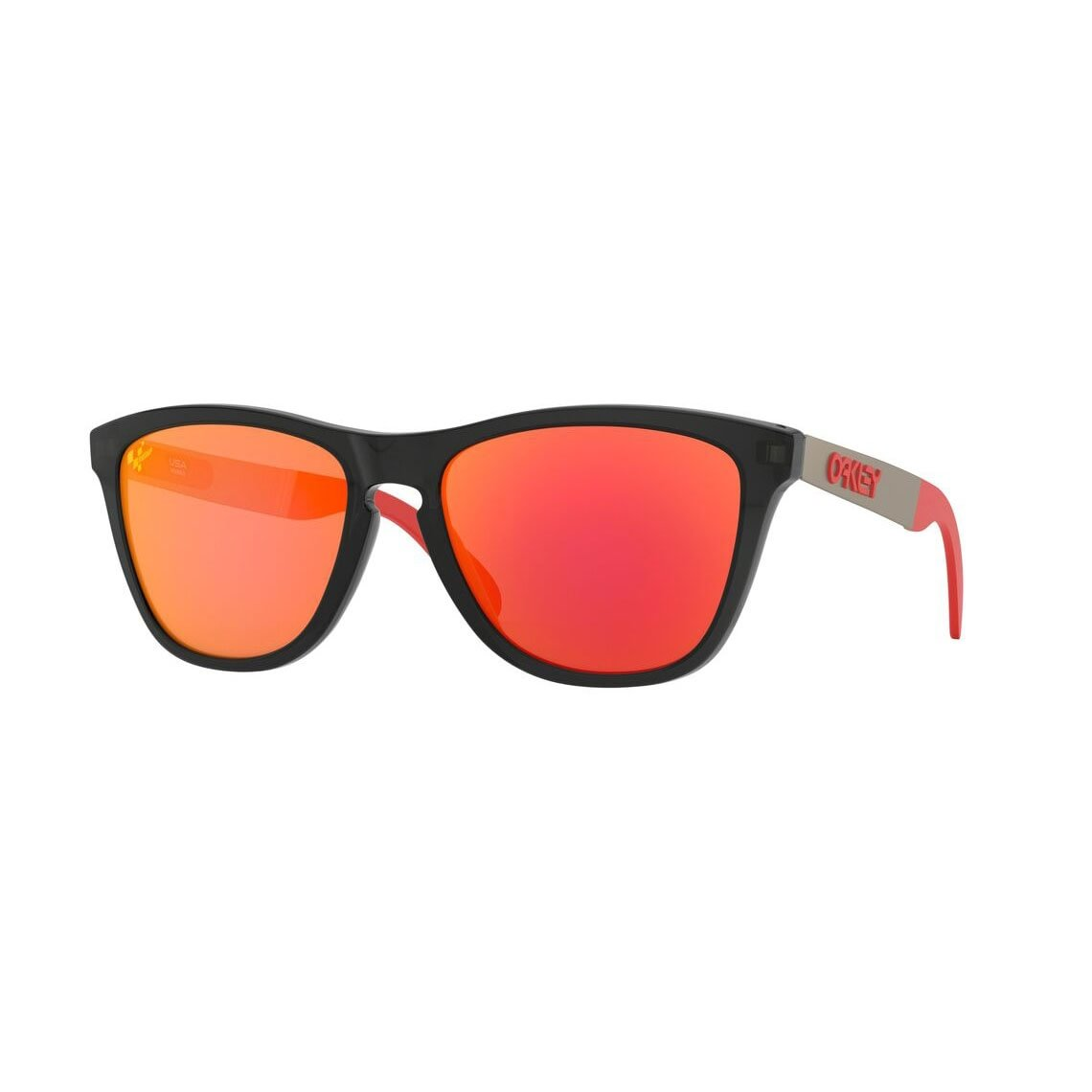 Oakley Frogskins Mix MotoGP Collection Prizm Ruby OO9428-0955