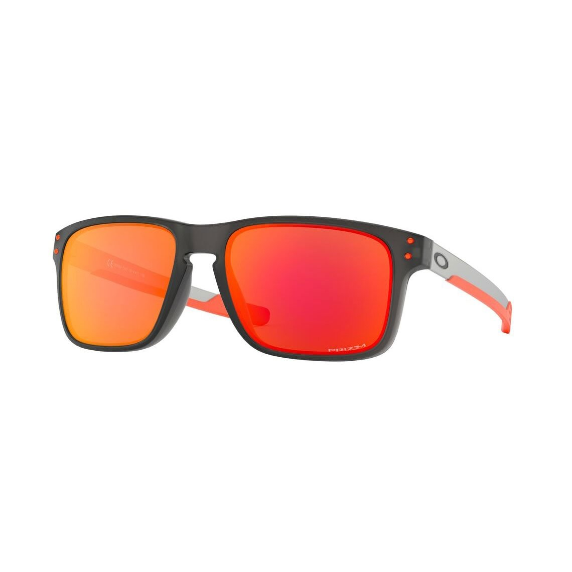 Oakley Holbrook Mix Ember Collection Prizm Ruby OO9384-1557