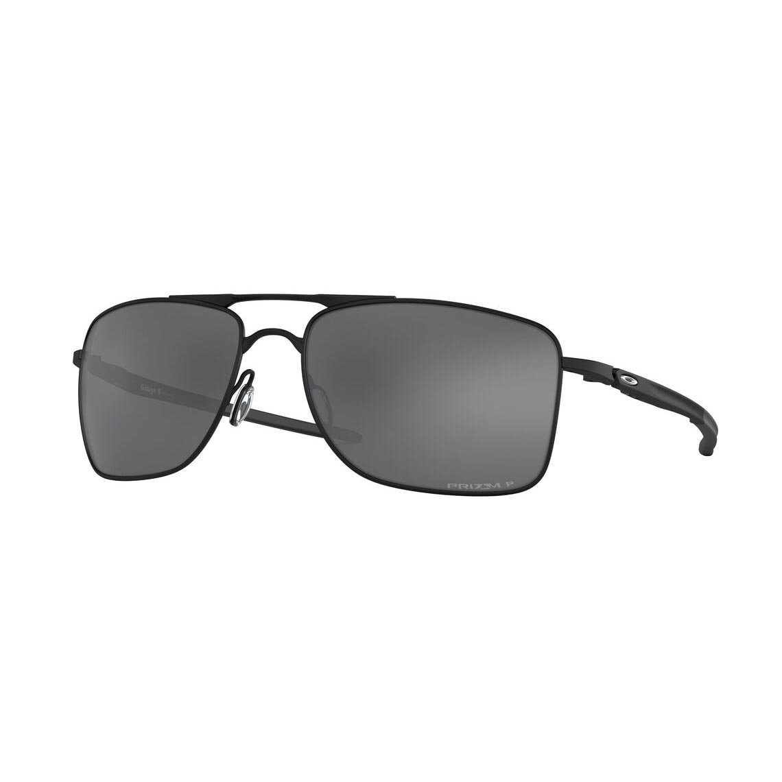 Oakley Gauge 8 Prizm Black Polarized OO4124-0257