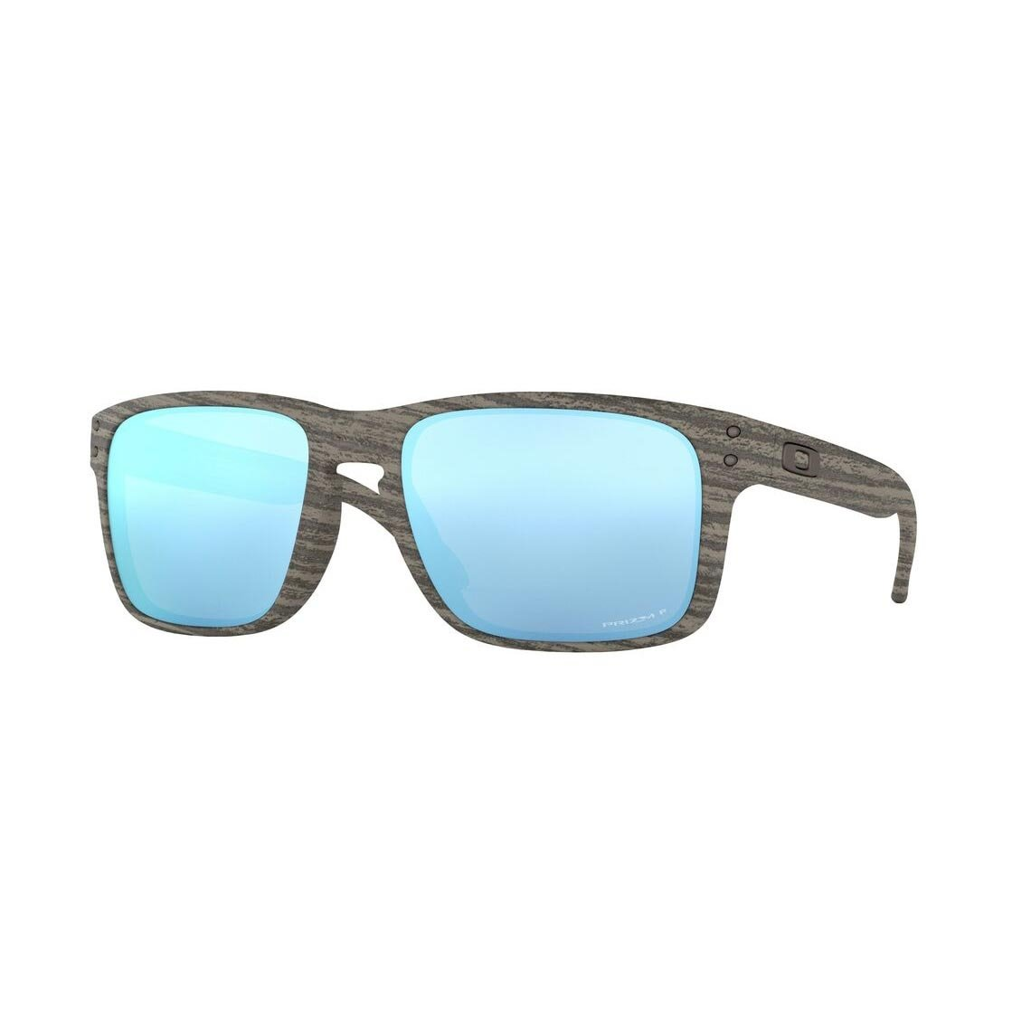 Oakley Holbrook Woodgrain Collection Prizm Deep Water Polarized OO9102-J955