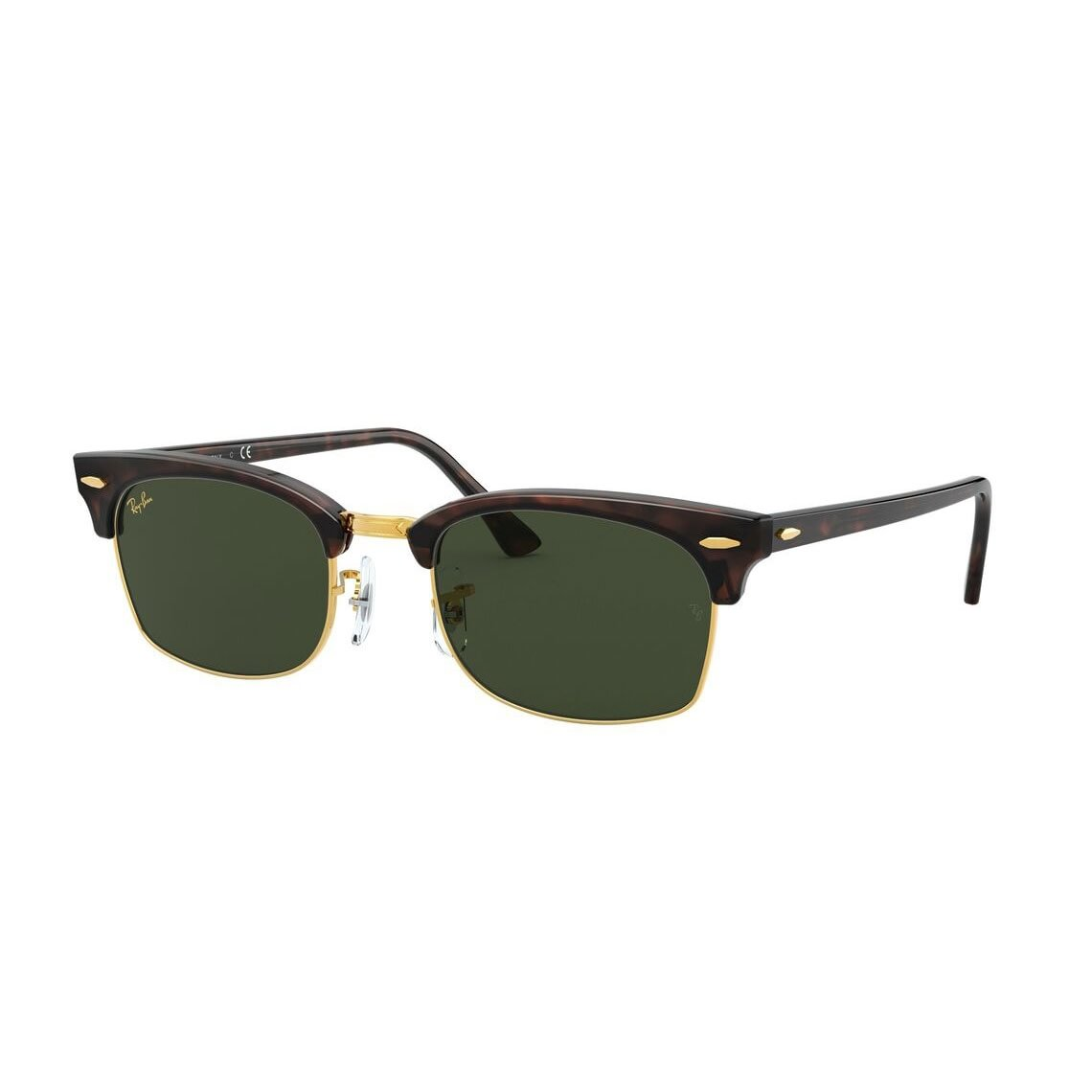 Ray-Ban Clubmaster Square Legend Gold RB3916 130431 5221
