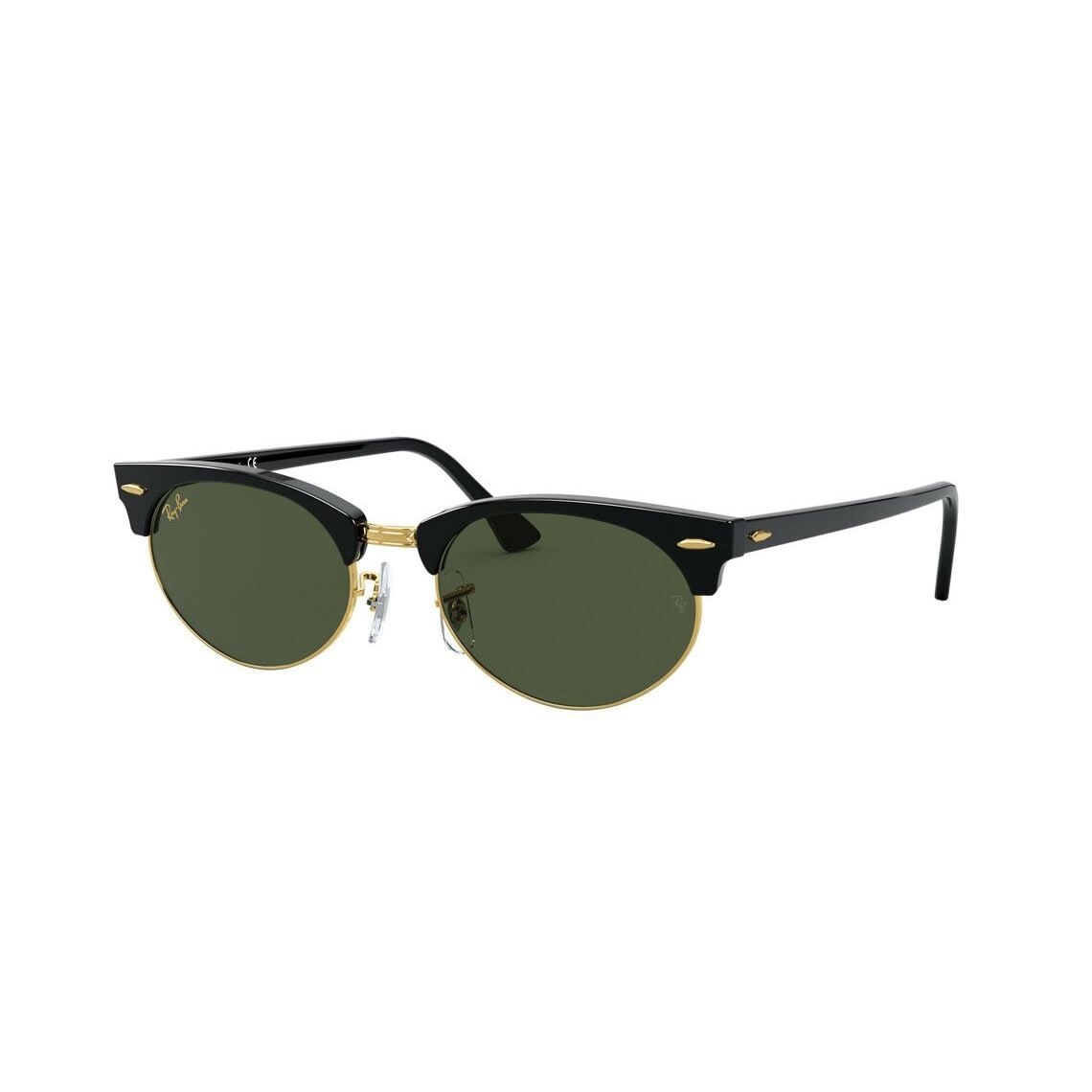 Ray-Ban Clubmaster Oval RB3946 130331 52