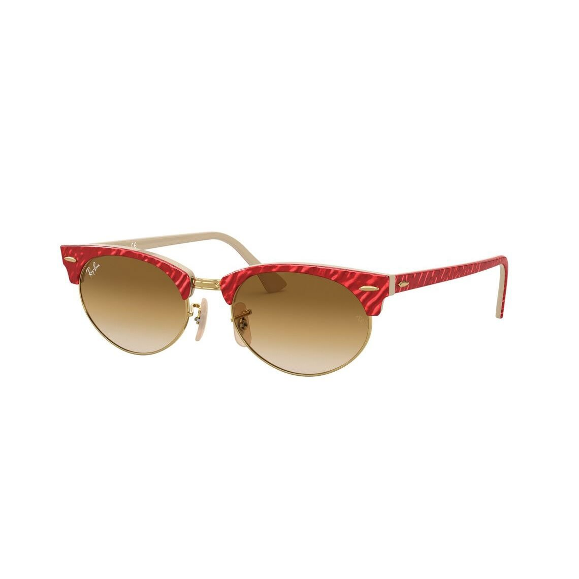 Ray-Ban Clubmaster Oval RB3946 130851 52
