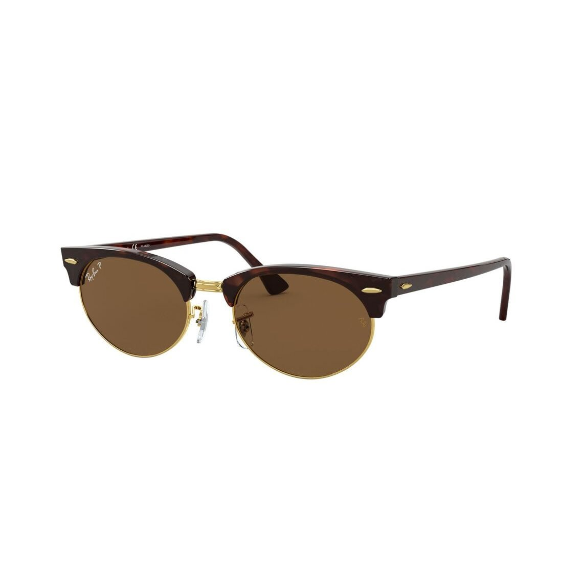 Ray-Ban Clubmaster Oval RB3946 130457 52