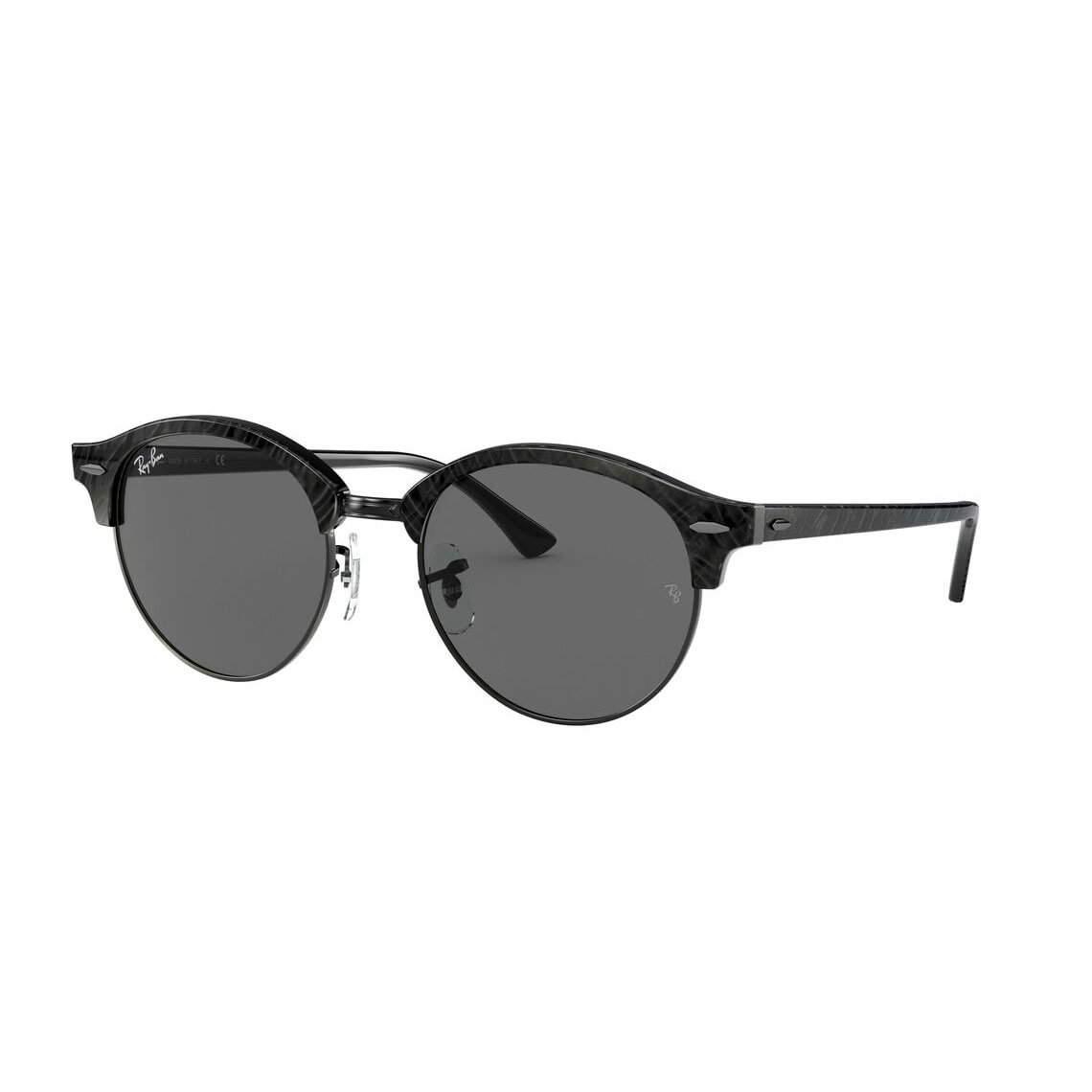 Ray-Ban Clubround Marble RB4246 1305B1 51