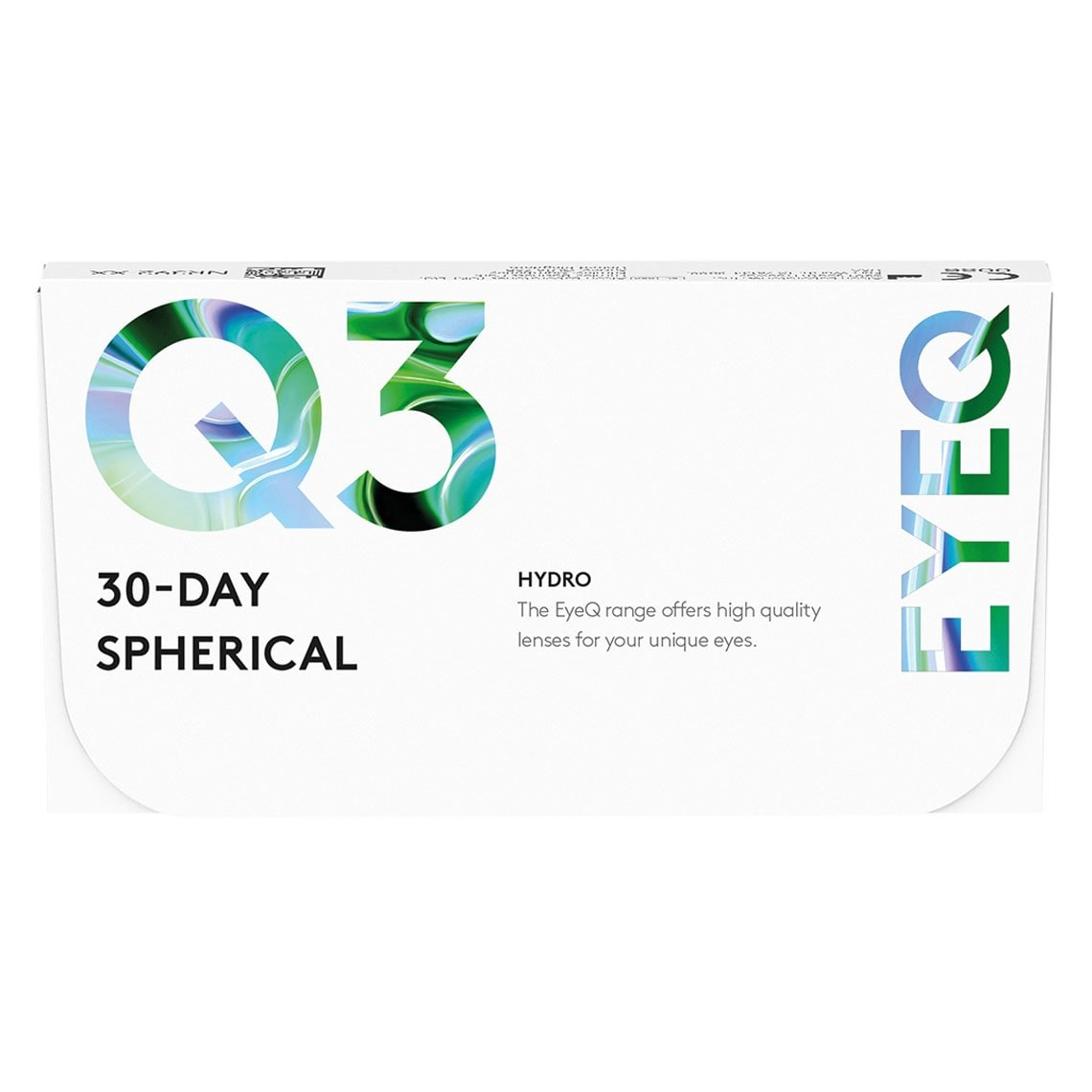 EyeQ Hydro Q3  3 st/box